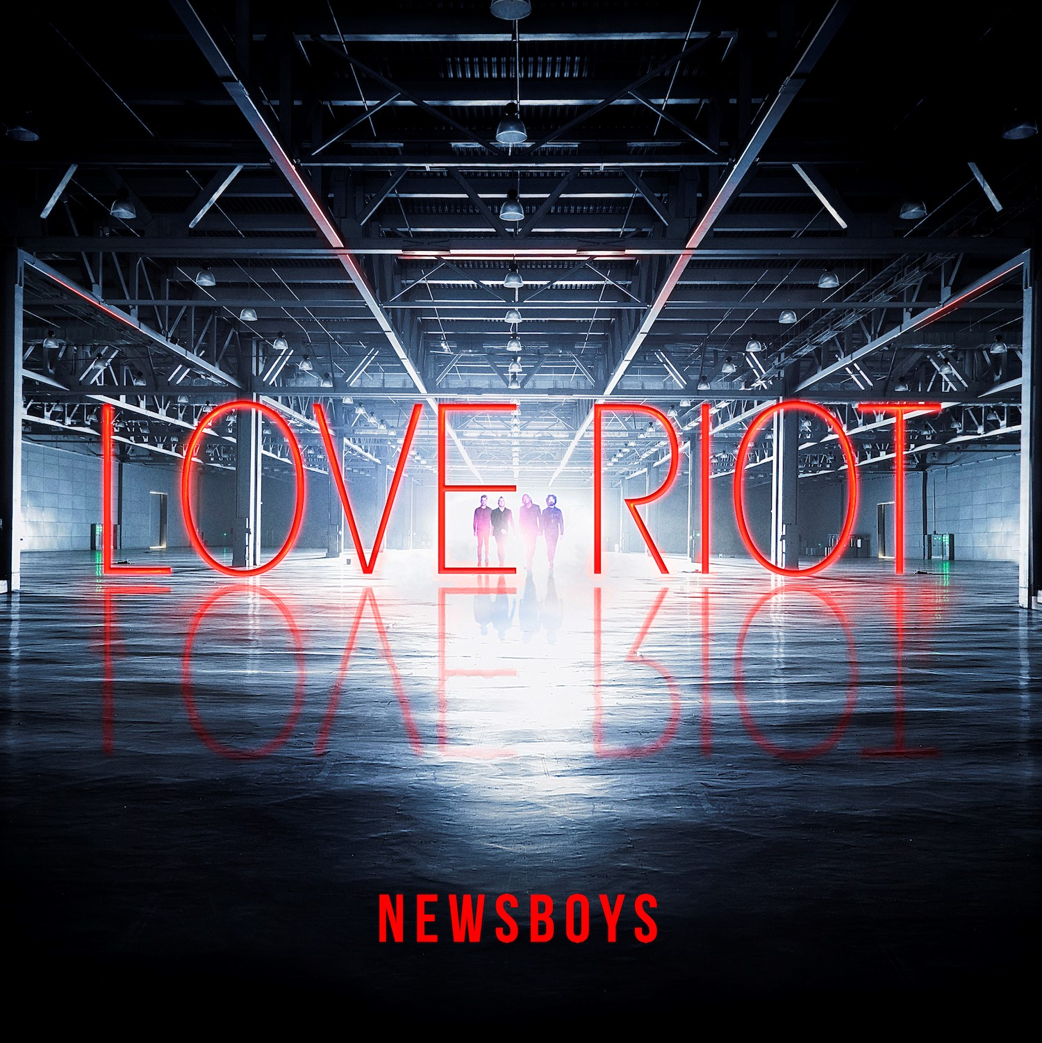 You Hold It All, NewsBoys