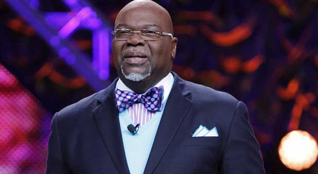 Don't Be Blindsided, Nothing You've Been Through Will Be Wasted, Dress For the Blessing, Restore, Bishop TD Jakes