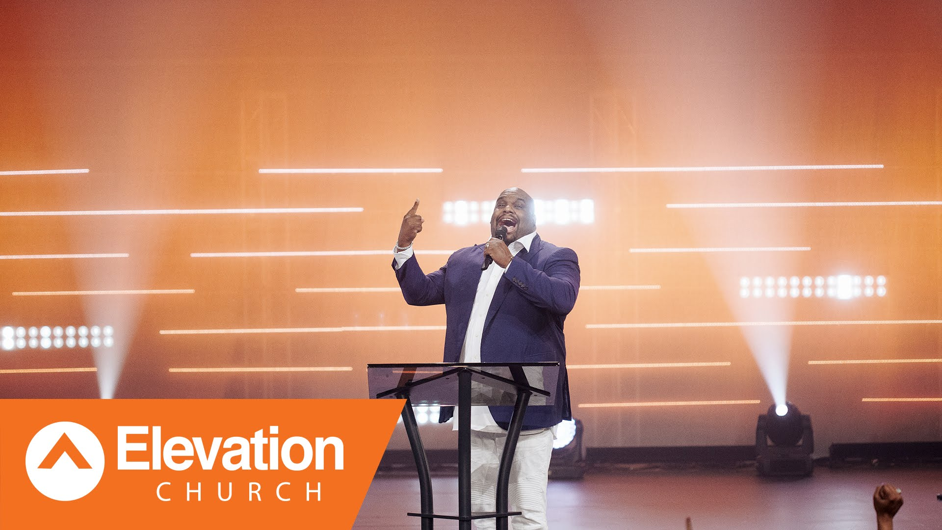Elevation Church, Code Orange Revival, Pastor John Gray