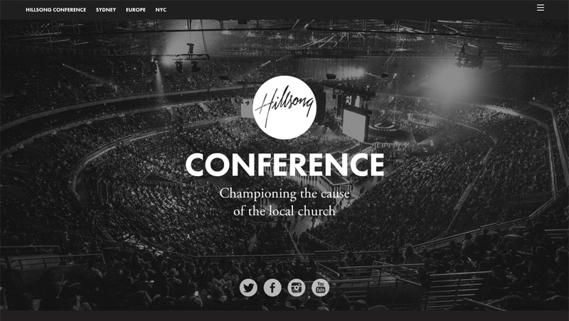 Hillsong Conference, Los Angeles, November