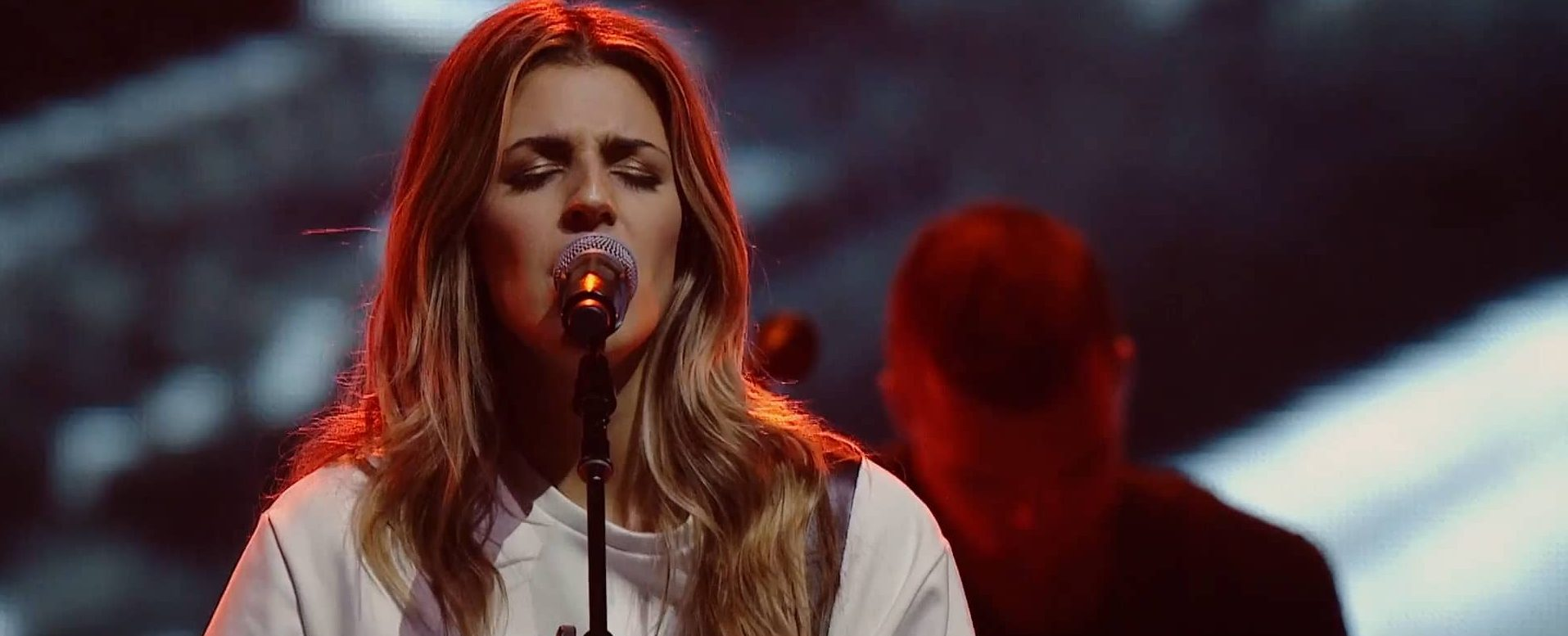 """What A Beautiful Name"" by Hillsong Worship"