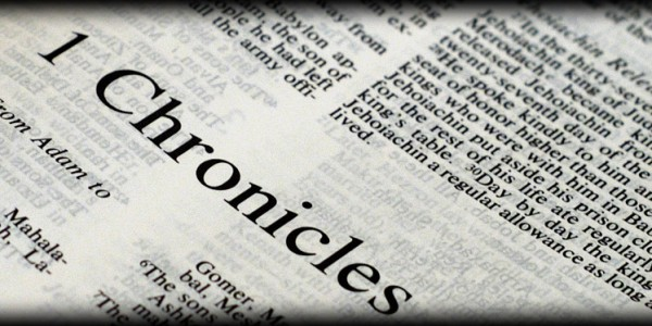 The Book of I Chronicles