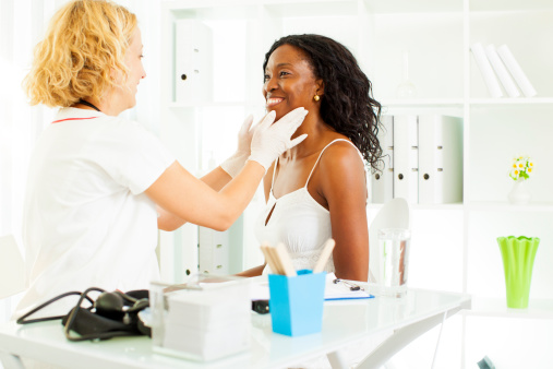 The Increase in Thyroid Cancer in Women