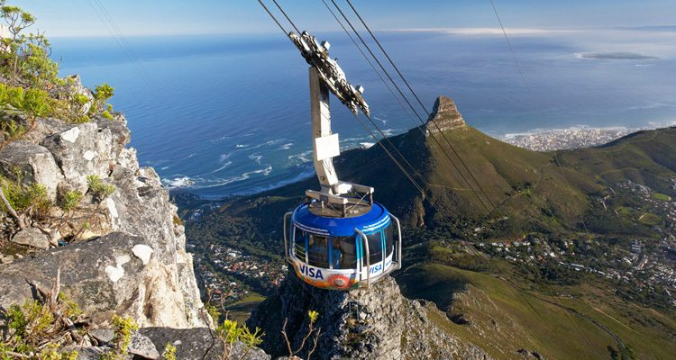 """""""Greetings from Cape Town, South Africa"""""""