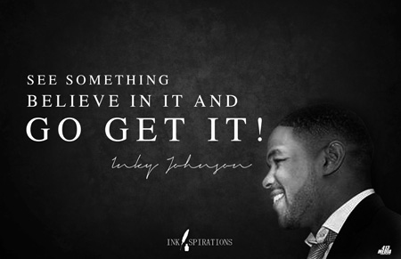 """When God Says No"" by Inky Johnson"