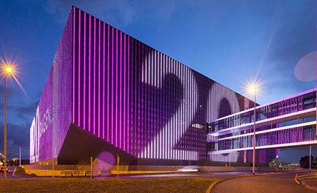 Benthem Crouwel architekten, Amsterdam, Nederland