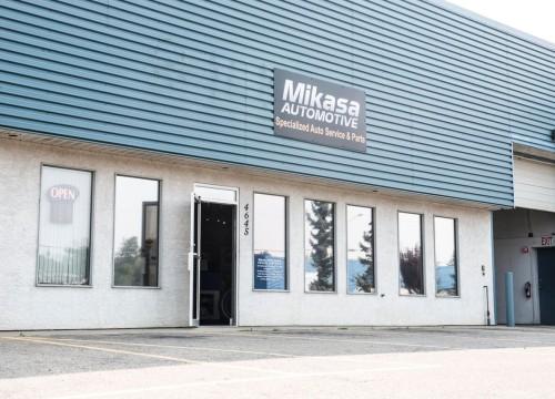 Mikasa Automotive