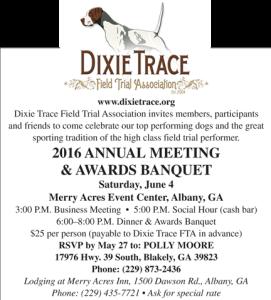 2016 DTFTA banquet ad