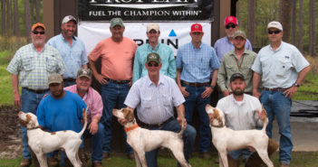 DIXIE FIELD TRIAL CLUB RESULTS