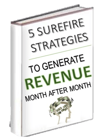 Surefire Revenue Generation Strategy