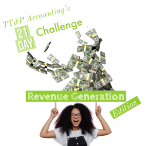 TTP Accounting 21 Day Challenge