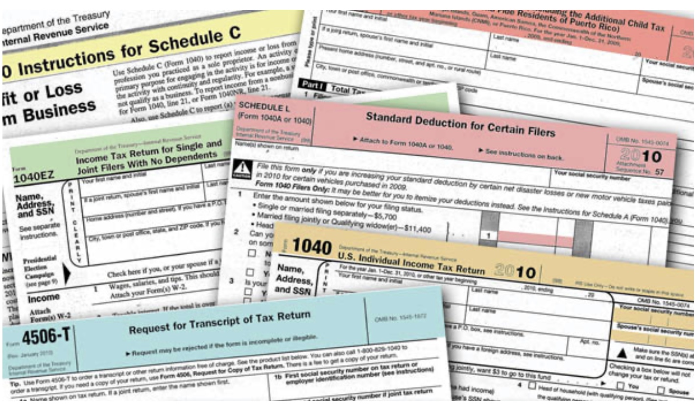 TTP Accounting Tax Form