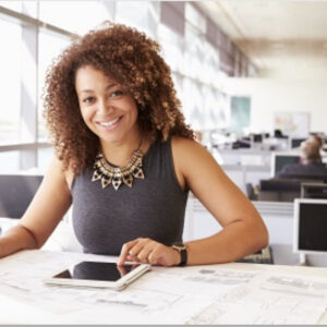 TTP Accounting Business Lady