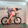 Riding a Ventum in the Wind Tunnel