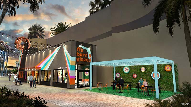 Everglazed: Nova loja de Donuts chegará ao Disney Springs