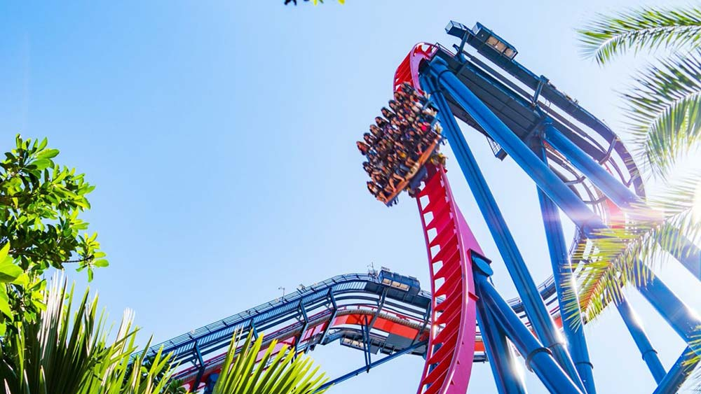 Calendário de reservas do SeaWorld e Busch Gardens é estendido até outubro de 2021