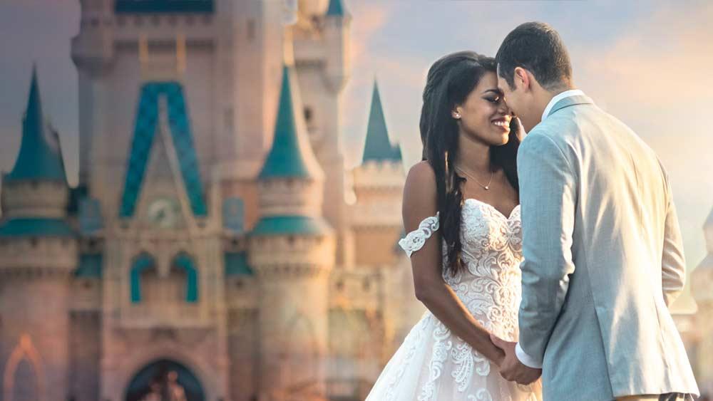 Série do Disney+ apresenta como são os Casamentos de Conto de Fadas