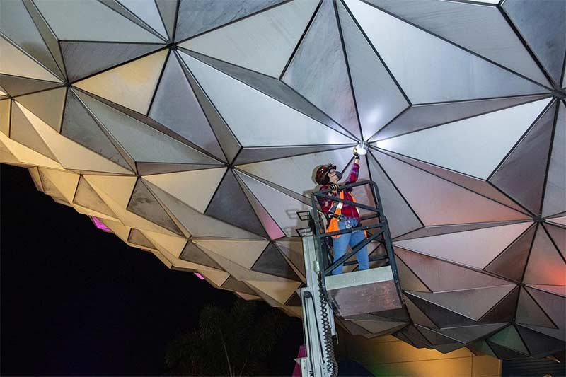 EPCOT começa a se preparar para os 50 anos do Walt Disney World