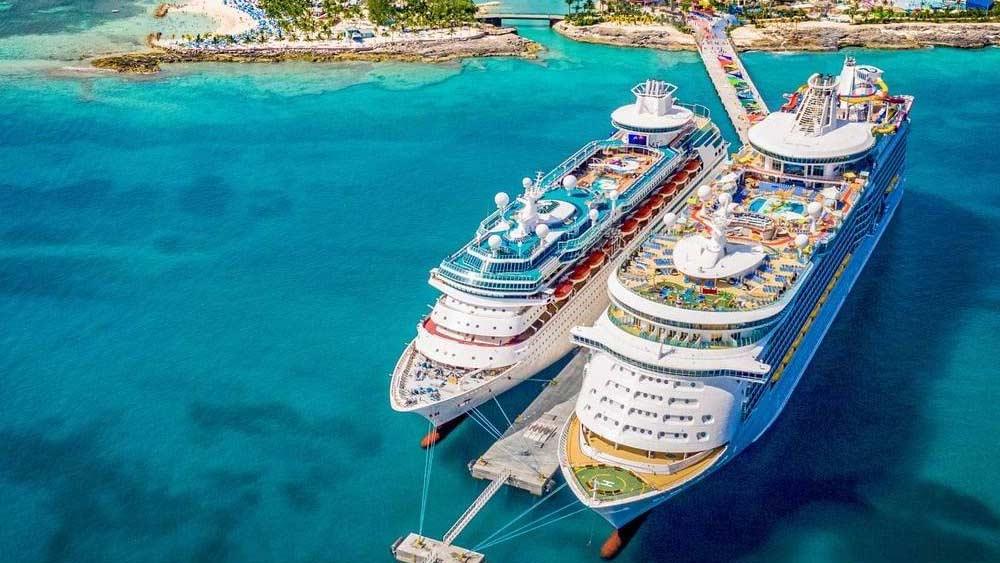 Royal Caribbean anuncia volta de cruzeiro a partir de junho