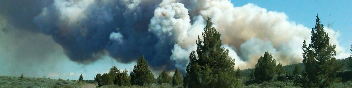 Fire on the Modoc