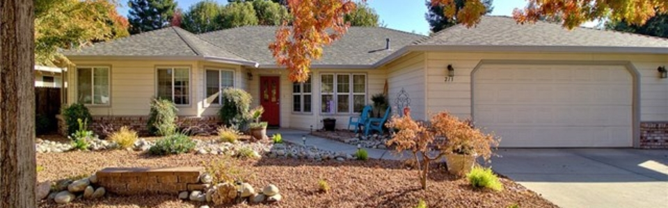 Homes in Amber Grove, Chico