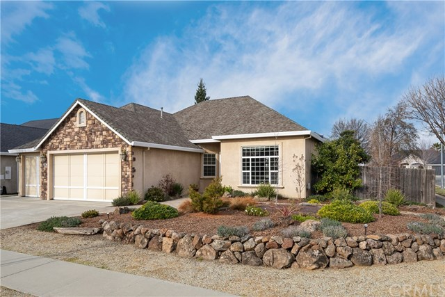 Homes in North Chico and Rock Creek