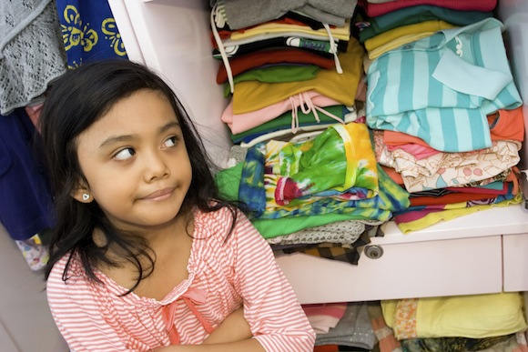 Attack Your Kid's Messy Closet With These 6 Strategies