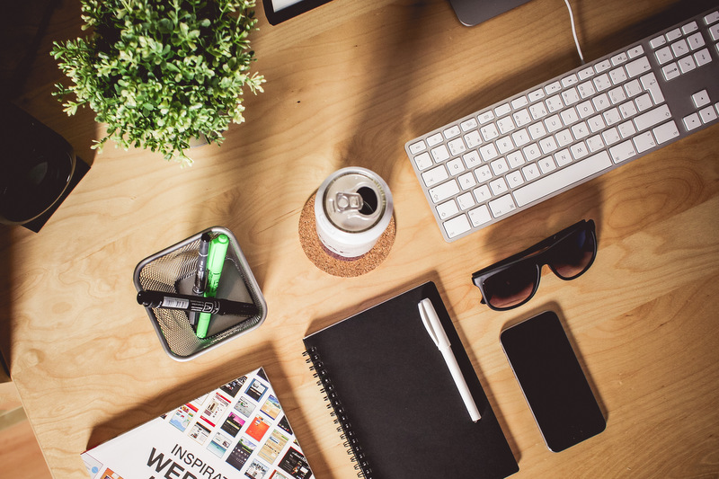6 Secrets To Creating The Perfect Home Office
