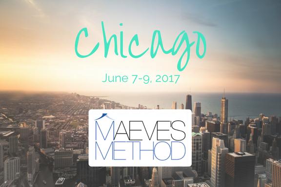 Maeve In Chicago: June 7-9, 2017