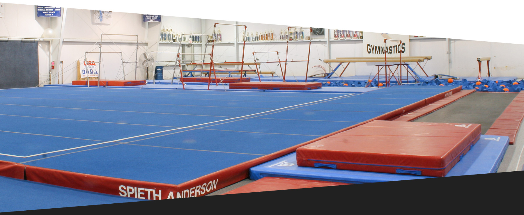New Heights Athletics Facility