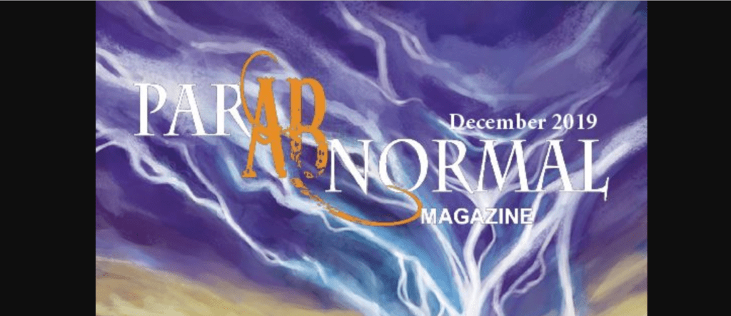 My Story 'Drawn to You' is Now Available in Parabnormal's December Edition