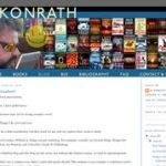 http://jakonrath.blogspot.com/