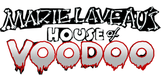 Marie Laveau's House Of Voodoo Logo