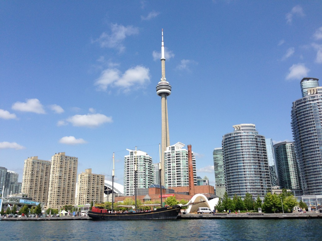 CN Tower, Harbour Front Centre, Rogers Centre