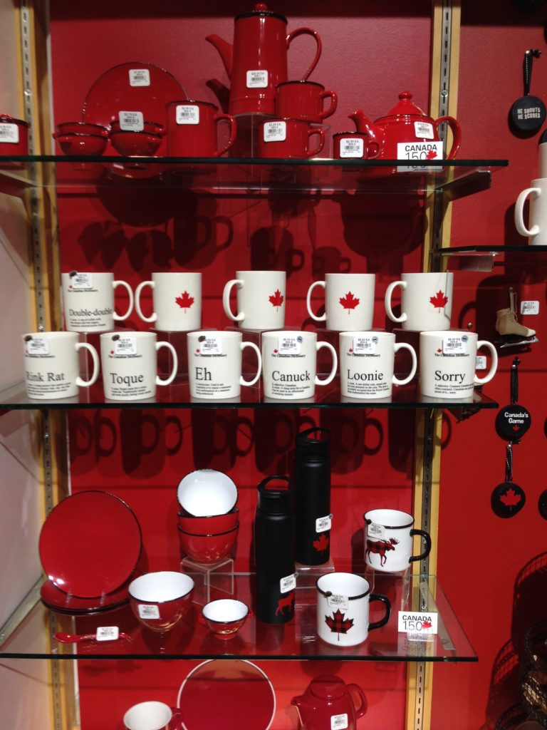 Canadian Themed Products from Abbott Collection