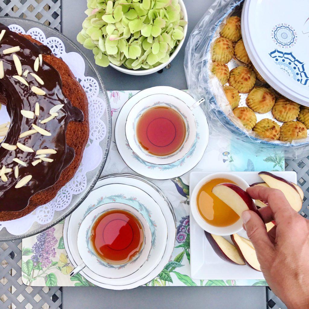 Honey Cake & Pistachio Maamoul