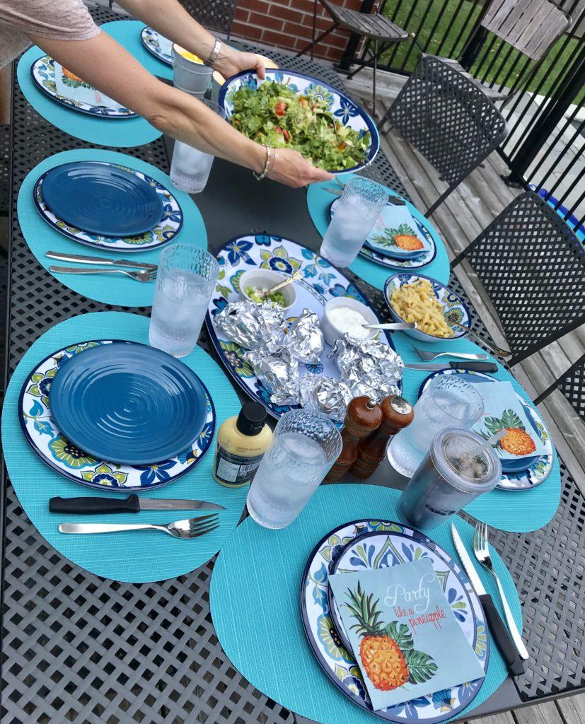 Outdoor Tableware from Kitchen Stuff Plus
