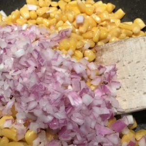 Roasted Corn Black Bean Salad