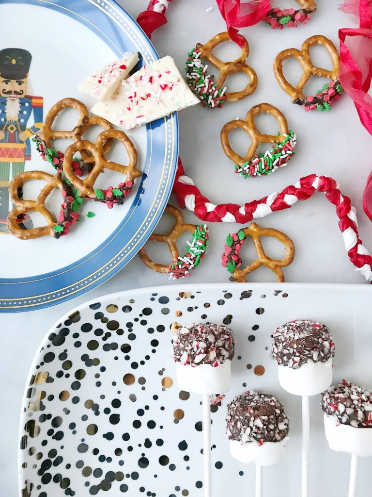 No-Bake Chocolate Christmas Desserts