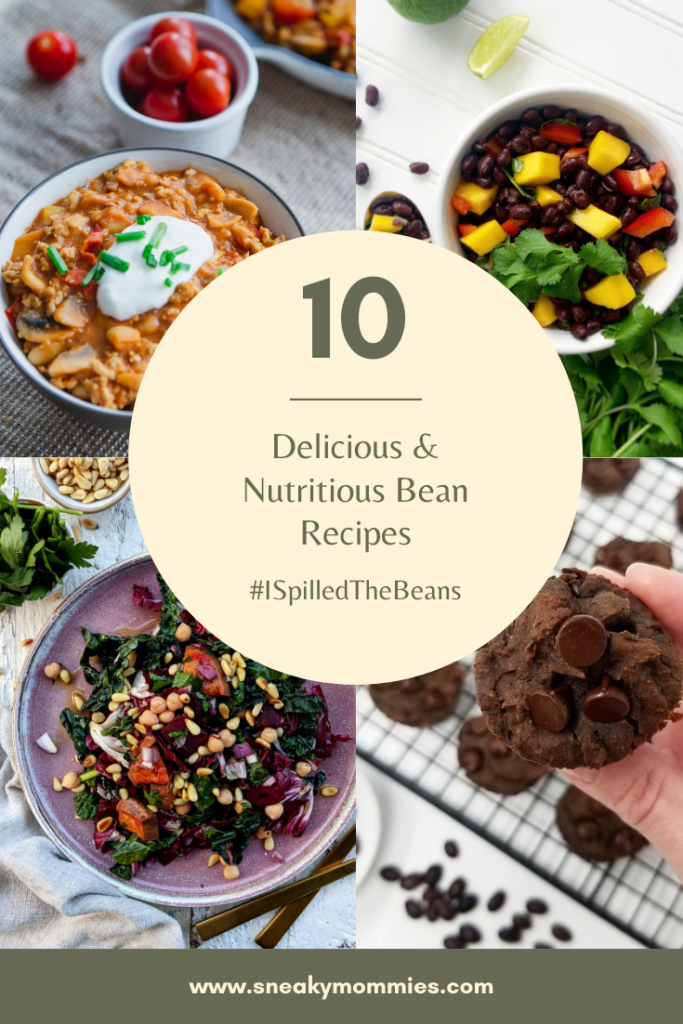 Bean Recipes - I Spilled The Beans