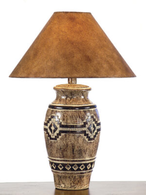 Southwest Table Lamp H-6188-DSB