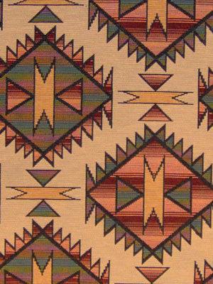 Z-885 Sun Star Southwest Upholstery Fabric