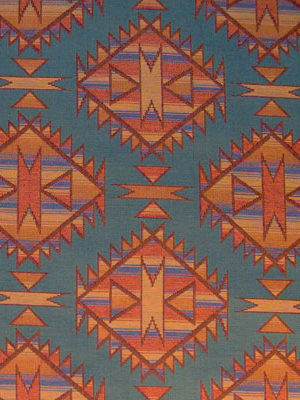 Z-918 Southwest Upholstery Fabric