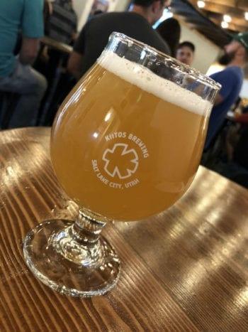 American Craft Beer Week - Kiitos 2Row Firkin