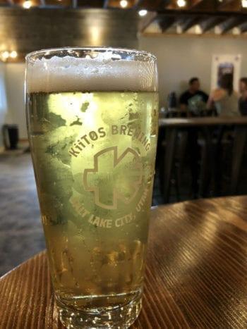 American Craft Beer Week - Kiitos Pilsner