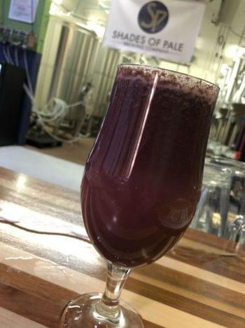 American Craft Beer Week - Shades of Pale Berliner Weisse Firkin