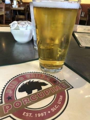 American Craft Beer Week - Uinta 801 Pilsner