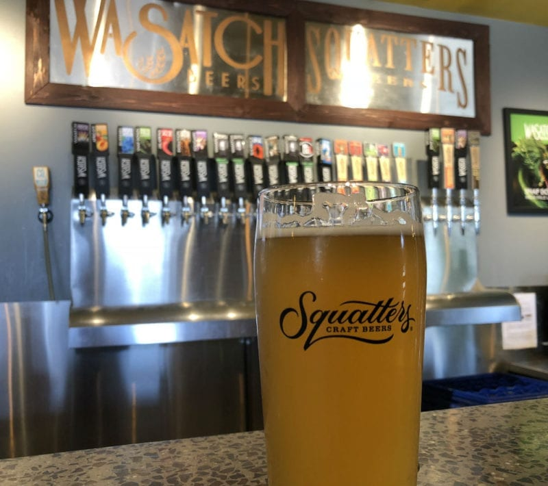 American Craft Beer Week - Wasatch Tempest-tost Wit