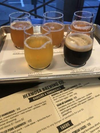 Hermosa Beach Beers - Hermosa Brewing