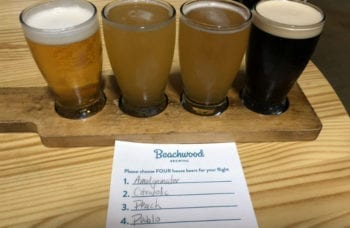 Huntington Beach Beers - Beachwood Brewing